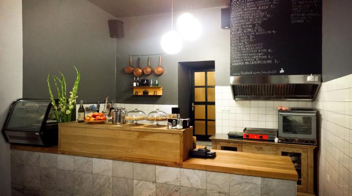 nowy bufet wnętrze