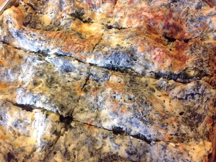lasagne szpinakowo-dyniowa